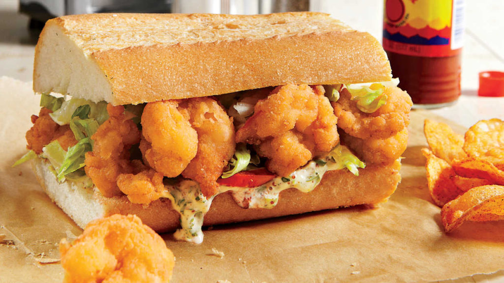 Best Po Boy Sandwich