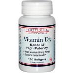 Vitamin D3 Protocol 5000