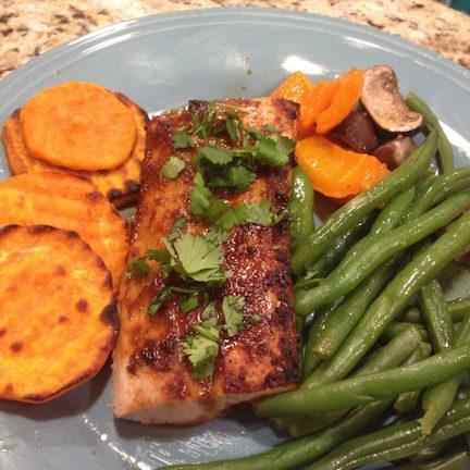 Get Better Wellness Salmon-Tamari