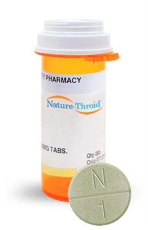 nature thyroid throid medicine tablet natural medications medication naturethroid np ingredients take medical cart defy