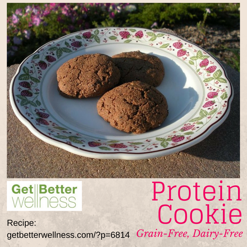 GBW Protein Cookie Cacao