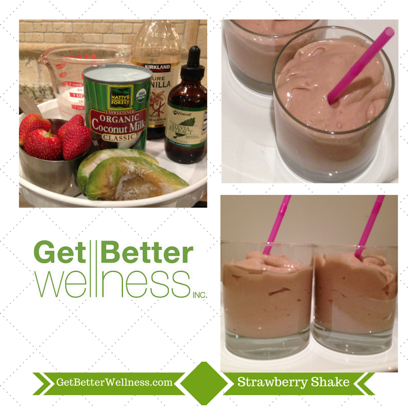 GBW Strawberry Shake