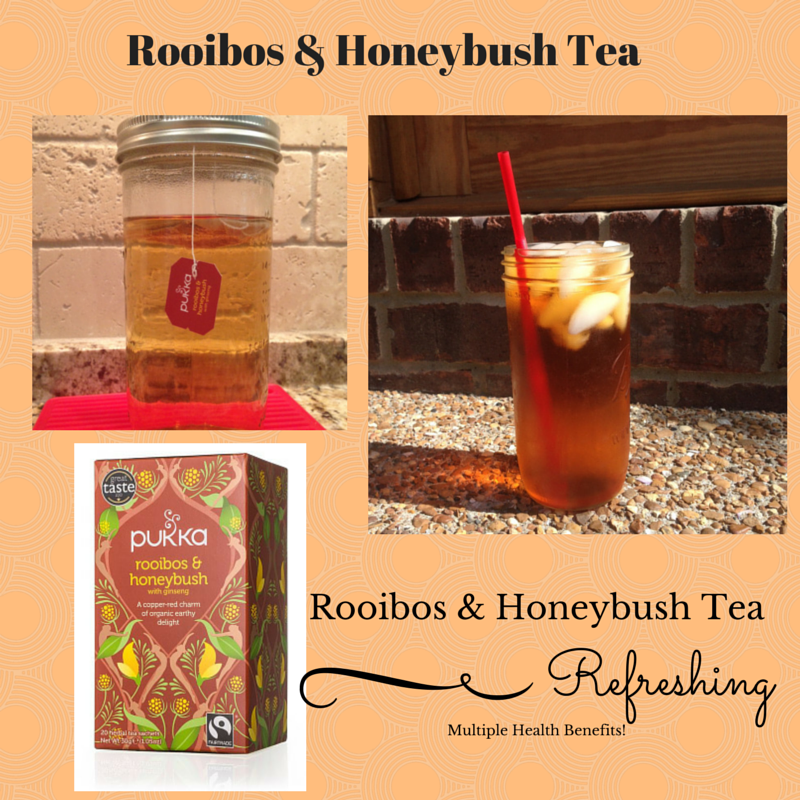 GBW Rooibos & Honeybush Tea
