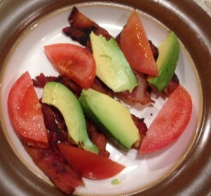 tomato avocado bacon getbetterwellness.com 1