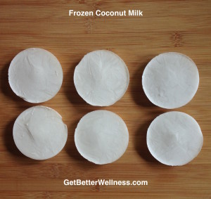 GBW Frozen Coconut Milk3