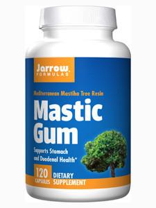 Mastic Gum Capsules