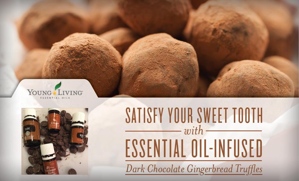 Dark Chocolate Truffles GetBetterWellness.com