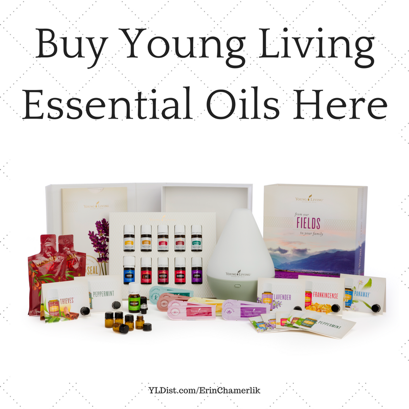 Buy Young Living Essential Oils Here