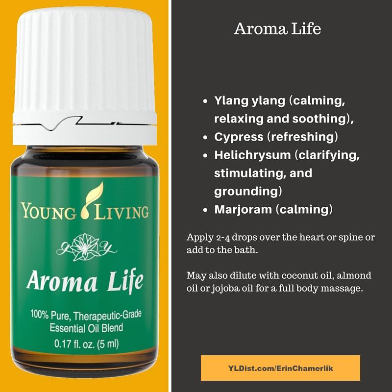 YL Graphic Aroma Life