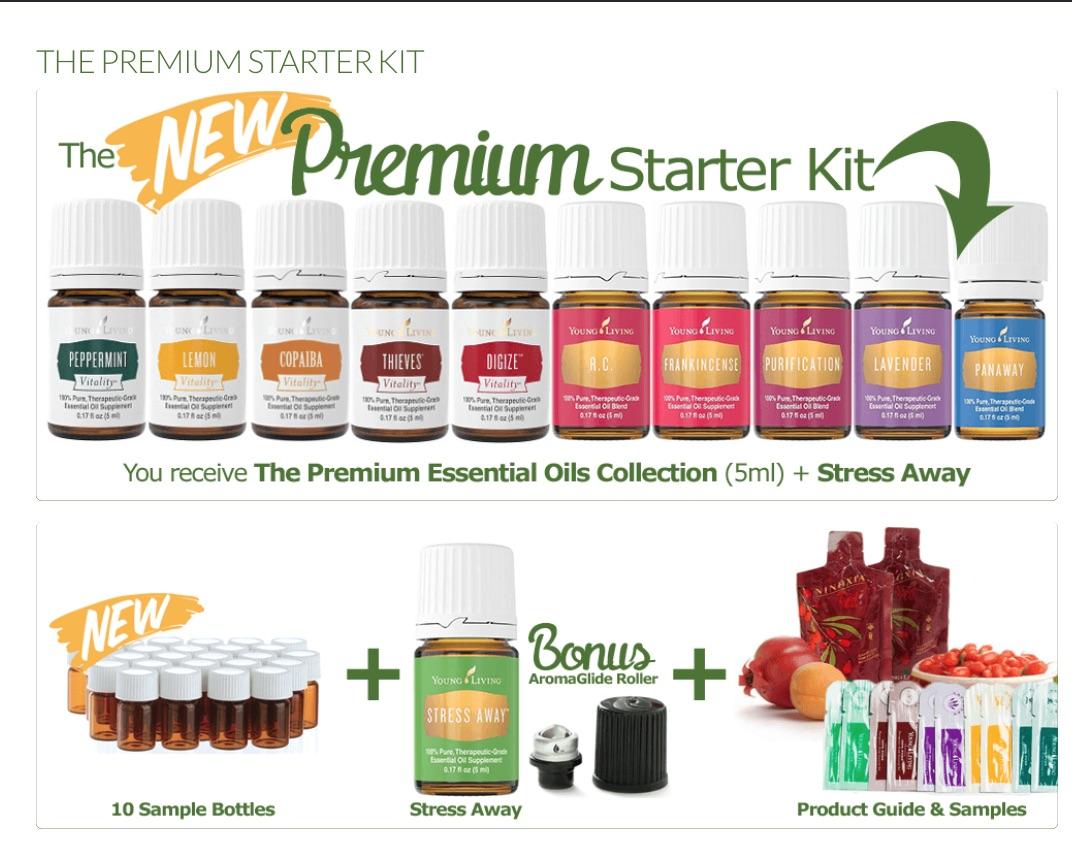 YL Premium Starter Kit YLDIST