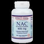 NAC 600mg Protocol for Life Balance