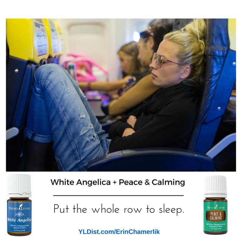 Angelica + Peace & Calming **