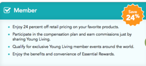 become a member with young living