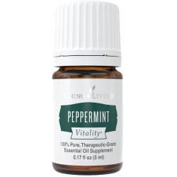 Peppermint Vitality YLDist.com/ErinChamerlik