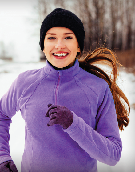 woman-winter-exercise-yldist-comerinchamerlik