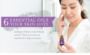 Essential Oils for skin Lavender Frankincense Cedarwood
