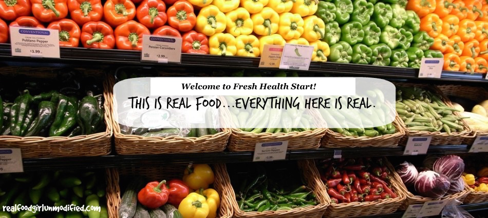 Welcome to Fresh Health Start