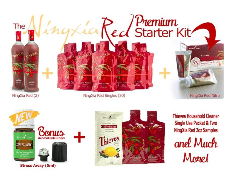 YL NingXia Red Starter Kit