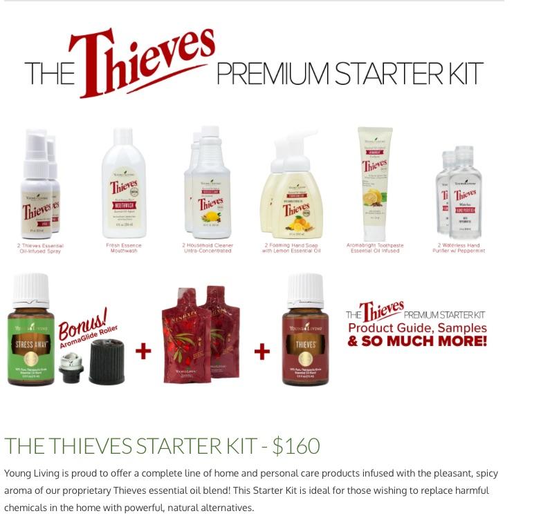 YL PSK Thieves PSK Premium Starter Kit