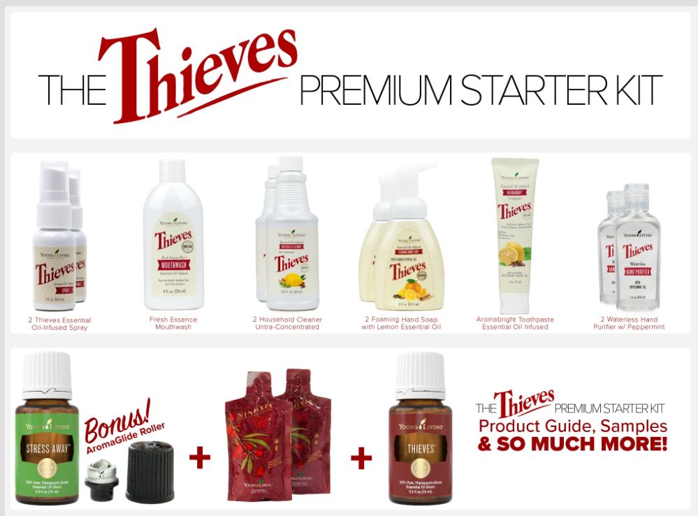 YL Thieves Premium Starter Kit
