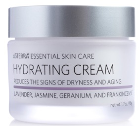 doterra hydrating cream ingredients
