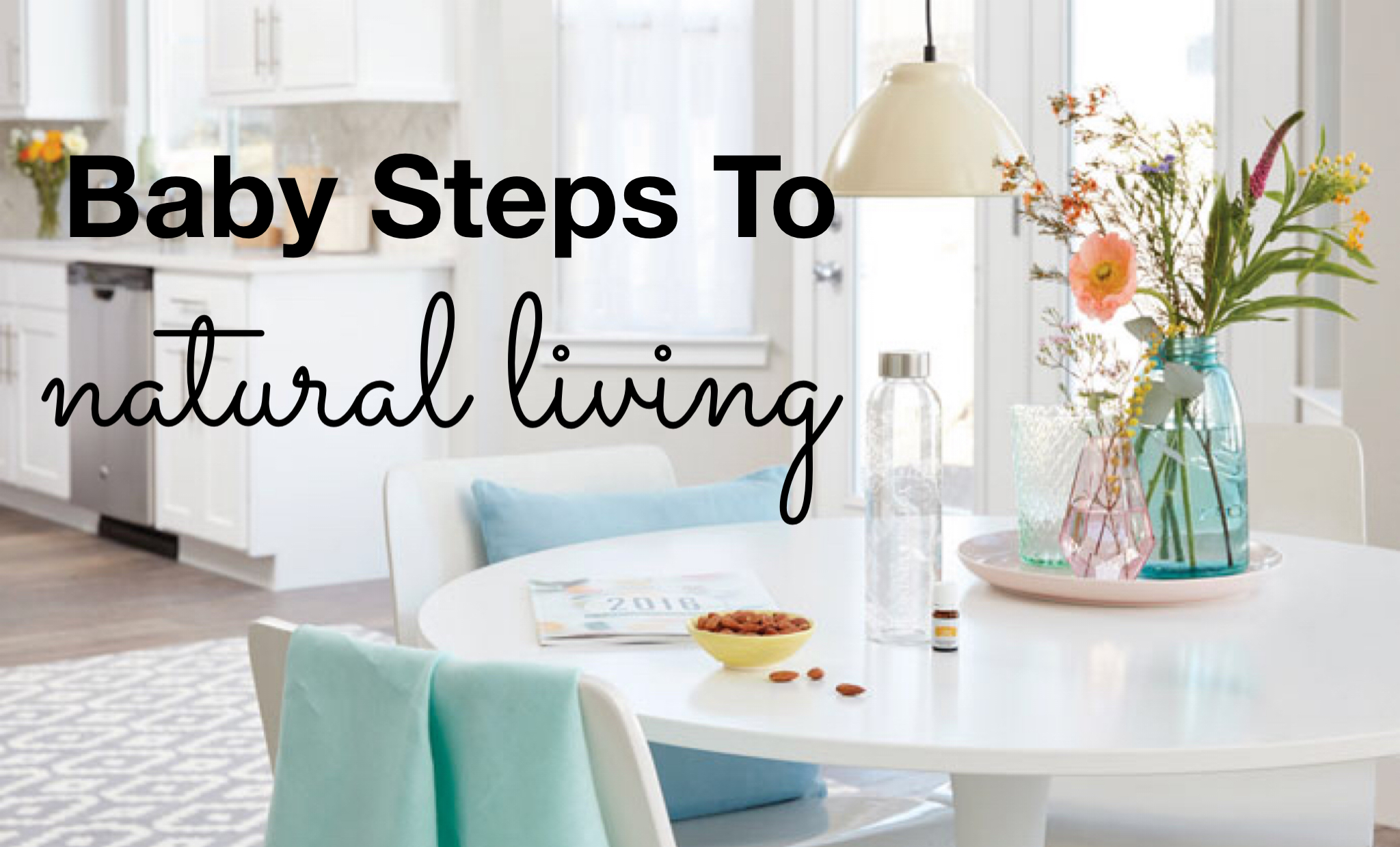 Baby Steps to Natural Living