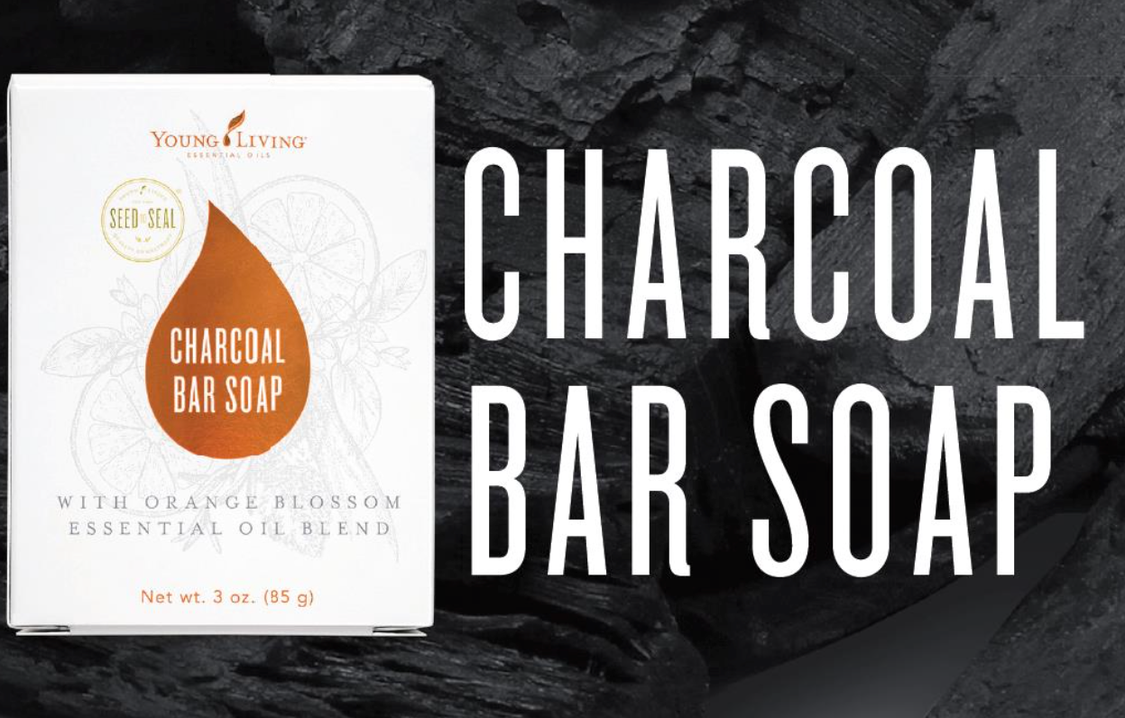 YL Graphic Charcoal Bar Soap 01