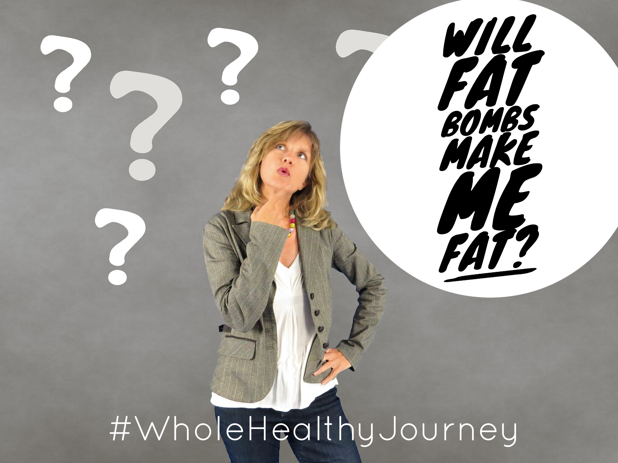 Whole Healthy Journey Fat Bombs