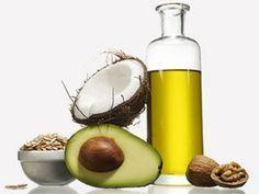 Fats avocado olive coconut